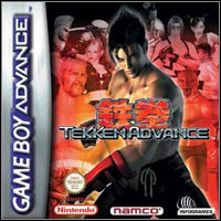 Okładka Tekken Advance (GBA)