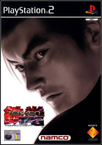 Okładka Tekken Tag Tournament (PS2)