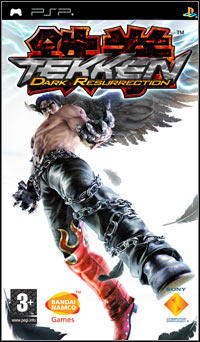 Okładka Tekken: Dark Resurrection (PSP)
