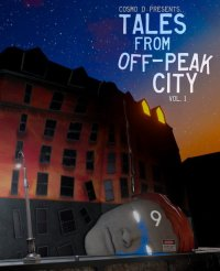 Tales From Off-Peak City Vol. 1 cover