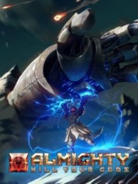 Almighty: Kill Your Gods (PC cover