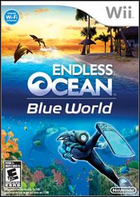 Okładka Endless Ocean: Blue World (Wii)