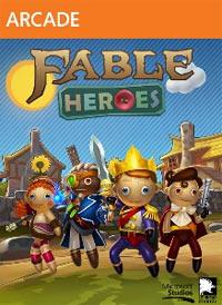 Okładka Fable Heroes (X360)