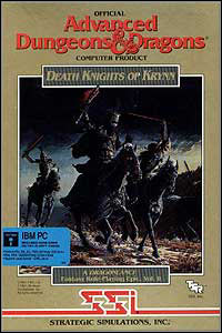Okładka Death Knights of Krynn (PC)