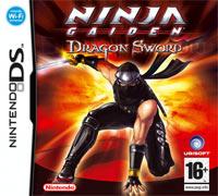 Okładka Ninja Gaiden: Dragon Sword (NDS)