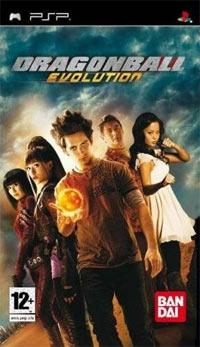 Okładka Dragon Ball Evolution (PSP)