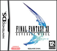 Game Box for Final Fantasy XII: Revenant Wings (NDS)