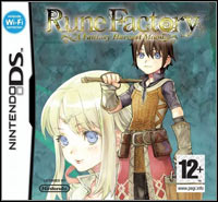 Game Box for Rune Factory: A Fantasy Harvest Moon (NDS)