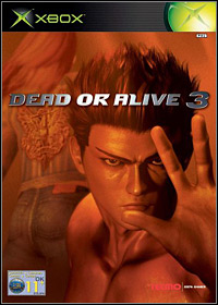 Game Box for Dead or Alive 3 (XBOX)