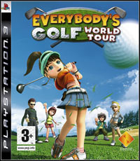 Okładka Hot Shots Golf: Out of Bounds (PS3)
