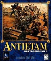Game Box for Battleground 5: Antietam (PC)