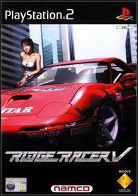 Okładka Ridge Racer V (PS2)