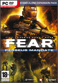 Game Box for F.E.A.R.: Perseus Mandate (PC)