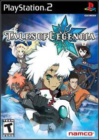Okładka Tales of Legendia (PS2)