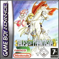 Okładka Tales of Phantasia (GBA)
