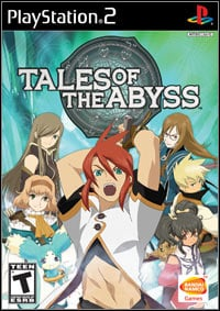 Okładka Tales of the Abyss (PS2)