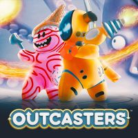 Game Box for Outcasters (PC)