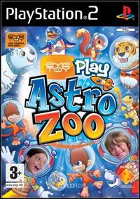 Okładka EyeToy: Play Astro Zoo (PS2)