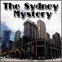 Game Box for The Sydney Mystery (PC)