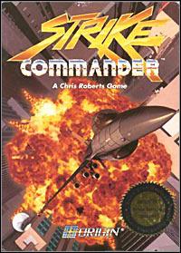 Game Box for Strike Commander (PC)