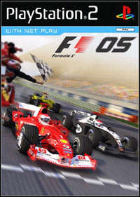 Okładka Formula One 05 (PS2)