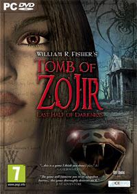 Okładka Last Half of Darkness: Tomb of Zojir (PC)
