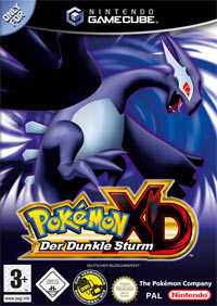 Game Box for Pokemon XD: Gale of Darkness (GCN)
