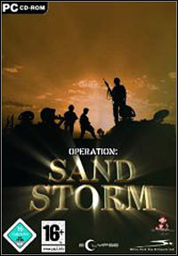 Game Box for Operation Sandstorm (PC)
