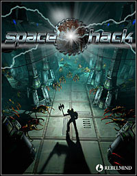 Game Box for Space Hack (PC)