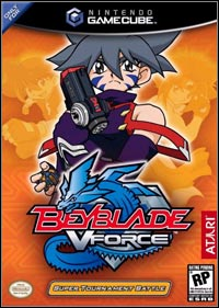 Game Box for BeyBlade: Super Tournament Battle (GCN)