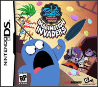 Okładka Foster's Home for Imaginary Friends: Imagination Invaders (NDS)