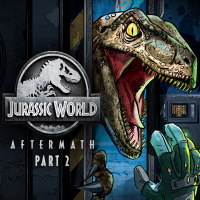Jurassic World: Aftermath - Part 2 (PC cover
