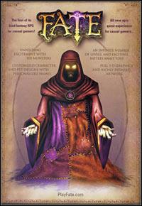 Okładka FATE (2005) (PC)