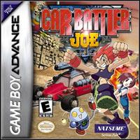 Okładka Car Battler Joe (GBA)
