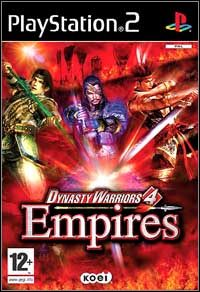 Okładka Dynasty Warriors 4: Empires (PS2)