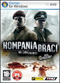 Okładka Company of Heroes: Opposing Fronts (PC)