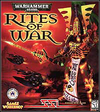 Okładka Warhammer 40,000: Rites of War (PC)