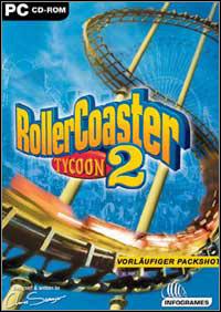Okładka RollerCoaster Tycoon II (PC)