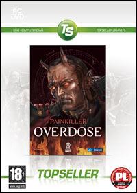 Okładka Painkiller: Overdose (PC)