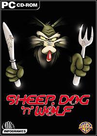 Okładka Sheep, Dog 'n Wolf (PC)