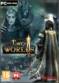 Game Two Worlds II (PC) cover