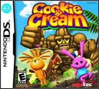 Okładka Cookie & Cream (NDS)
