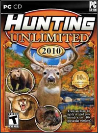 Game Box for Hunting Unlimited 2010 (PC)