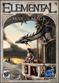 Okładka Elemental: War of Magic (PC)