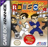 Okładka River City Ransom EX (GBA)