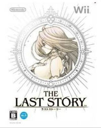 Game Box for The Last Story (Wii)