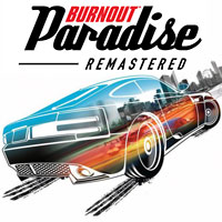 Game Burnout Paradise Remastered (PC) cover