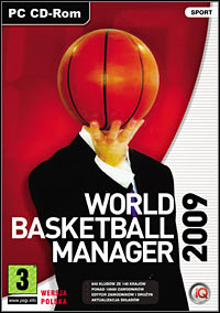 Game Box for World Basketball Manager (PC)