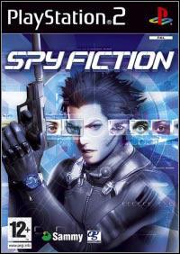 Okładka Spy Fiction (PS2)