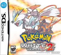 Game Box for Pokemon White 2 (NDS)